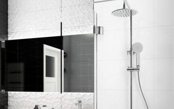 Deszczownia do wanny i kabiny prysznicowej