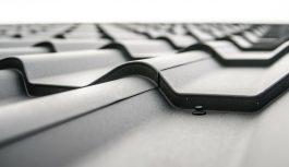 Blachodachówka jako najpopularniejsze  pokrycie dachu.