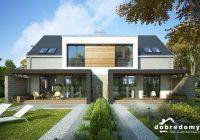 Projekty domów w zabudowie bliźniaczej – poznaj ich najważniejsze zalety i wady