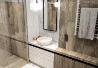 Drewno w łazience – dobry pomysł na uleganie modzie?