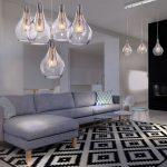 Lampy wiszące – do jadalni i salonu