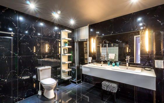 Lustra łazienkowe inspiracje