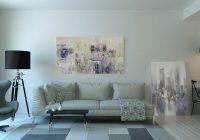 Obrazy w salonie – urządzamy nowoczesną przestrzeń