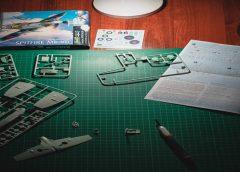 Jak stworzyć pracownię modelarską w domu? Jakie patenty warto wykorzystać i w co się zaopatrzyć?